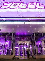 YOTEL New York entrance