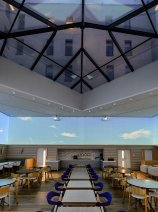 YOTEL Edinburgh Imaginex 360° screening room
