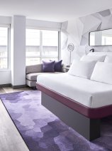 YOTEL Washington DC First Class King View