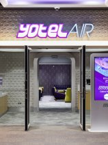 YOTELAIR Paris CDG entrance