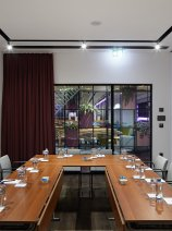YOTEL Istanbul Airport Landside meeting room