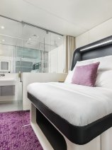 YOTELAIR London Gatwick Premium Queen full cabin