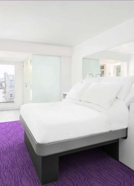 YOTEL Edinburgh Premium Queen