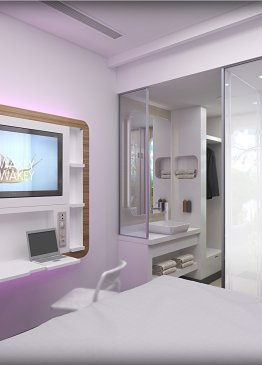 YOTEL New York - Solo cabin