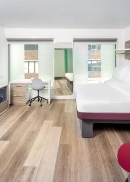 YOTEL London First Class