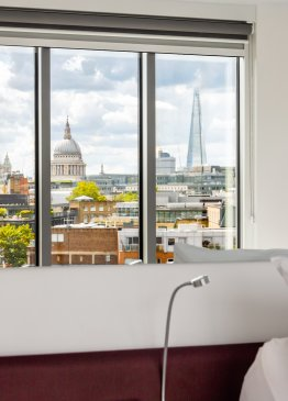 YOTEL London Premium Plus View