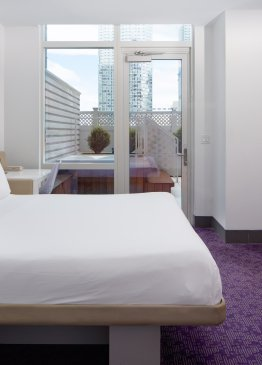 YOTEL New York First Class King Junior Suite with Terrace Accessible