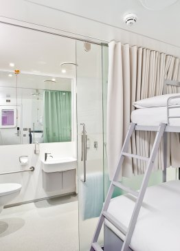 YOTELAIR London Gatwick Premium Twin