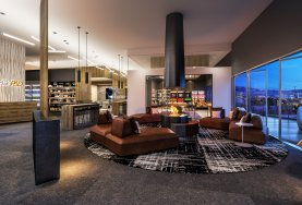 YOTELPAD Park City lounge and grab+go