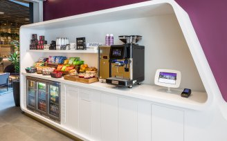 YOTEL London Grab+Go