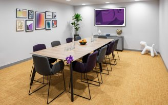 YOTEL London meeting room Hub 1