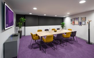 YOTEL London meeting room Hub 2