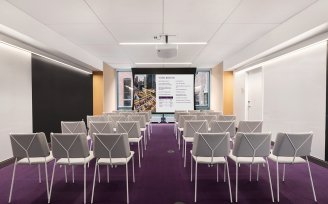 YOTEL Boston - Studio A - theatre seating