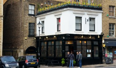 The Horseshoe, Farringdon, London